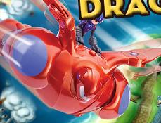 Baymax si Dragonii