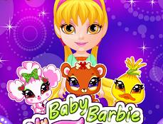 Bebeluse Barbie si Animalute
