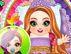 Bebelusii O Hair Ever After High