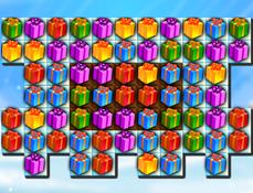 Bejeweled cu Cadouri de Craciun
