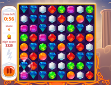 Bejeweled cu Diamante Mitice