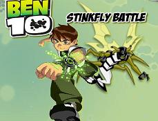 Ben 10 Batalia lui Stinkfly