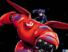 Big Hero 6 Galaxia