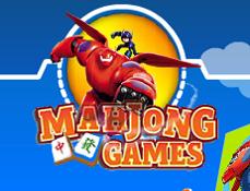 Big Hero 6 Mahjong