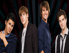 Big Time Rush de Imbracat