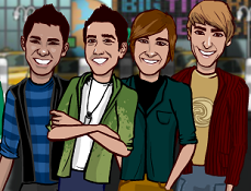 Big Time Rush si Fanii