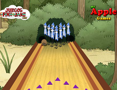 Bowling cu Mordecai