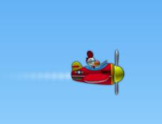 Bub Piloteaza Avionul