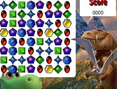Bunul Dinozaur Bejeweled