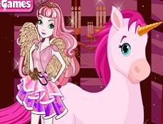 CA Cupid si Unicornul de Imbracat