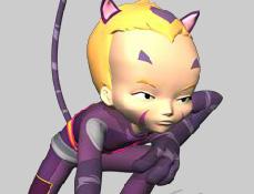 Code Lyoko Lupta lui Odd
