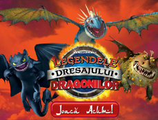 Calaretii Dragonilor: Legendele Dresajului