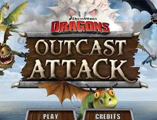 Calaretii Dragonilor: Salveaza Dragonii