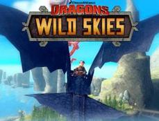 Calaretii Dragonilor Wild Skies 3D