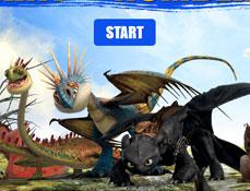 Calaretii Dragonilor de Colorat