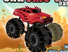 Camioane Monstru Extreme 2