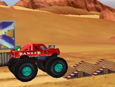Camionul Monstru Distrugator 3D