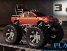Camionul Monstru Transformers