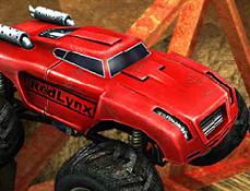 Camionul Monstru cu Nitro