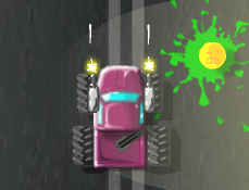 Camionul Monstru vs Zombi
