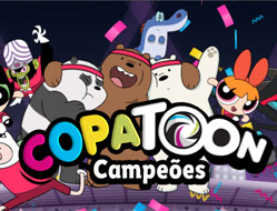 Campionii Cupei Cartoon Network