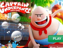 Capitanul Underpants Test de Matematica