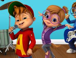 Care e cantecul tau Alvin