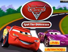 Cars 2 cu Diferente