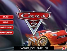Cars 2 cu Fulger McQueen