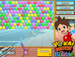 Ceasul Yo-Kai Bubble