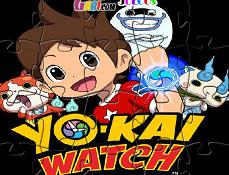 Ceasul Yo-Kai Jigsaw 2