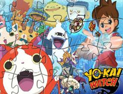 Ceasul Yo-Kai Jigsaw Puzzle