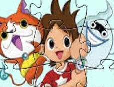 Ceasul Yo-Kai Puzzle Jigsaw 2