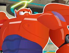Cei 6 Super Eroi Agenti