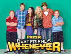 Cele mai Bune Prietene Oricand Puzzle