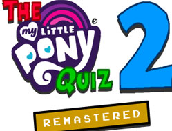 Chestionarul My Little Pony 2