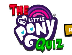 Chestionarul My Little Pony