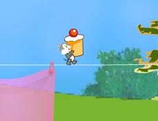 Chip si Dale cu Baloane cu Apa