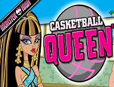 Cleo de Nile Caskettball