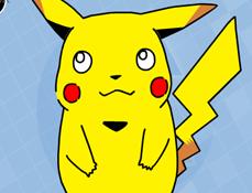 Coloreaza Pokemoni