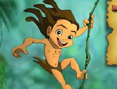 Copilul Tarzan