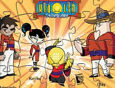 Cronicile Shaolin Puzzle