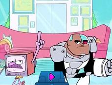 Cyborg Aventura cu Televizorul