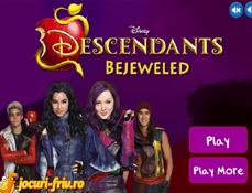 Descendentii Bejeweled cu Bomboane