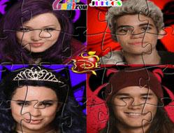 Descendentii Jigsaw Puzzle
