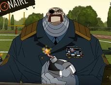 Detentionare Atacul lui Barrage