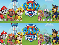 Diferente cu Paw Patrol