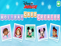 Disney Junior Creaza Felicitari