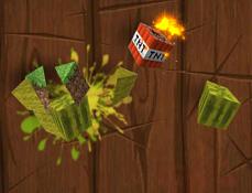 Distruge Fructele Minecraft