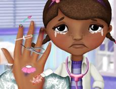 Doctorita Plusica la Doctor cu Mana